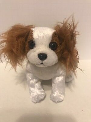 TY Beanie Baby - REGAL the King Charles Spaniel Dog (6 inch) - MWMTs Stuffed Toy