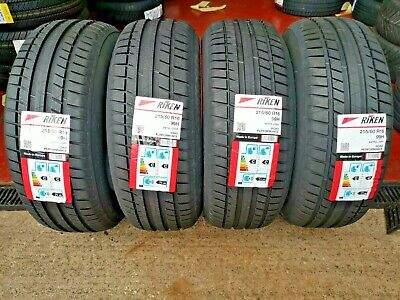 215 60 16 RIKEN MICHELIN MADE NEW TYRES 215/60R16 99H XL AMAZING C, C  Ratings