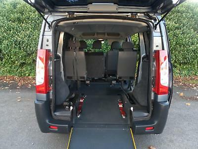 Peugeot Expert 1.6HDi WAV Wheelchair Accessible Vehicle Disability Car