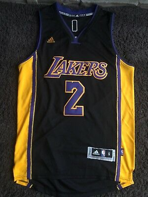 8e5b24e53 LOS ANGELES LAKERS Football Men Jersey by STARTER-HERITAGE Football ...