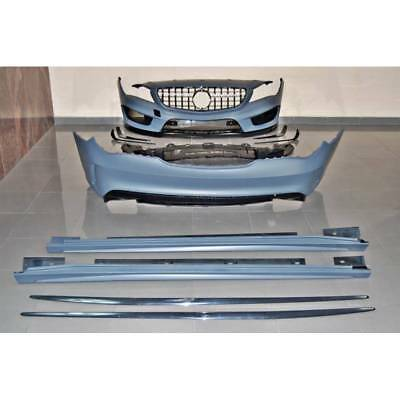 Kit Estetico Completo In Abs Mercedes Benz Classe Cla W117 Sw Look Amg News 2018