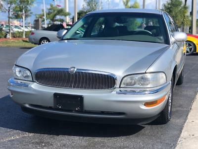 2001 Buick Park Avenue Ultra 2001 Buick Park Avenue Ultra 4dr Supercharged 108K Miles Clean Title FLORIDA