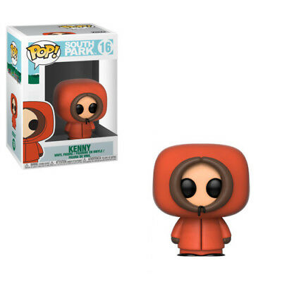 South Park - Kenny - Funko Pop! Television: (2018, Toy NUEVO)