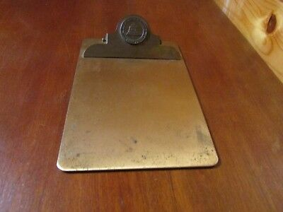 Vintage Bell System Advertising Clipboard Southern/American Telegraph Telephone
