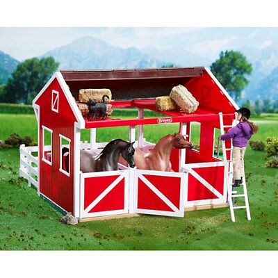 698 Breyer Spring Creek Stable NEW