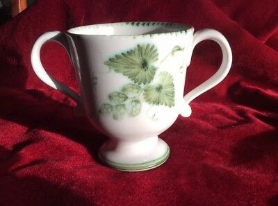 Hand Made Rye Pottery Loving Cup