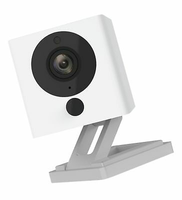 Wyze Cam v2 1080p HD Wireless Smart Home Camera with Night Vision, 2-Way ... New
