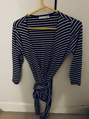 Lovely jojo maman bebe maternity nursing Top Size Small Excellent Condition