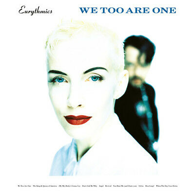 Eurythmics **We Too Are One **BRAND NEW 180 GRAM RECORD LP VINYL