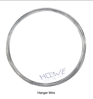 Suspended Ceiling hanger wire 150m coil 2mm galvanised