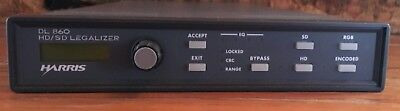 Harris DL 860 HD/SD Legalizer - Slightly used from Smoke free post facility