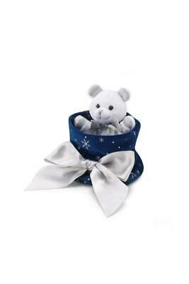 Trudi 29546 - Sweet Collection Orso Argento 9 Cm