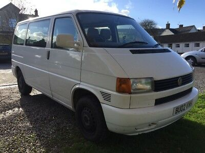 VW TRANSPORTER T4 2.5TDi 88bhp KOMBI WINDOW VAN