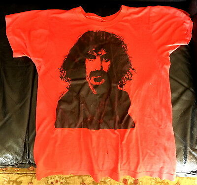 FRANK ZAPPA Vintage and Unique T-Shirt