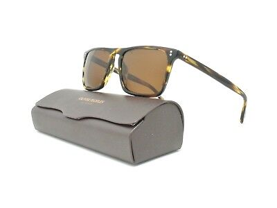 c3041689d3 New Oliver Peoples Sunglasses 5189S 1003N9 Bernardo Cocobolo   Brown  Polarized