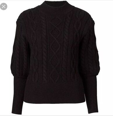 Witchery Balloon Sleeve Knit Bnwt - XS