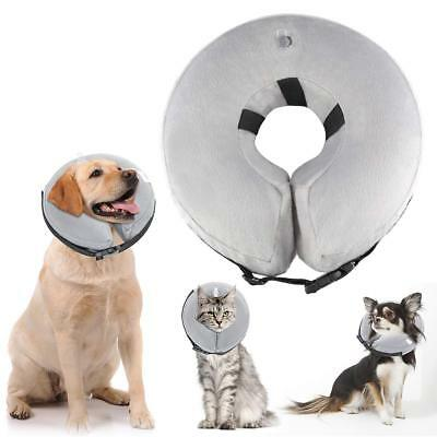 ATLES Inflatable Dog Collars After Surgery, Protective Pet Collar for Recovery f