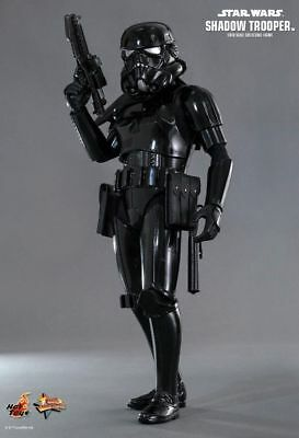 Movie Masterpiece STAR WARS SHADOW STORMTROOPER 1/6 Action Figure Hot Toys