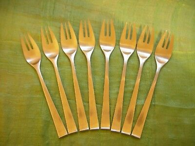 """Supreme Cutlery Stainless TOWLE 18/8 Japan Mid Century Modern DINNER FORK 7 7/8"""""""