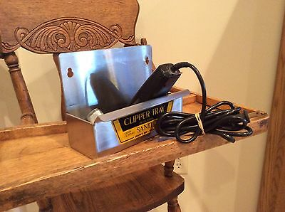 Antique Barber Chairs Koken Koch Paidar Belmont Clipper Tray