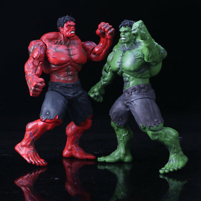 Marvel Legends The Avengers Incredible Hulk Red Hulk Loose Action Figure Toy HOT