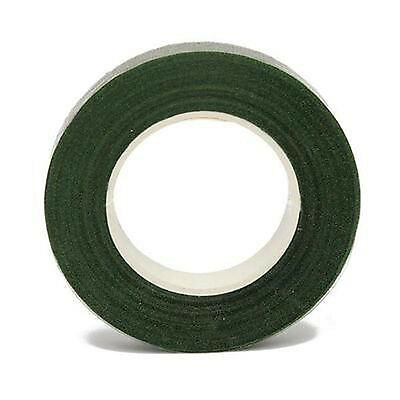 1 Roll Green Florist Stem Stretchy Wrap Floral Tapes 12mm Wides Tape 25Yards AU
