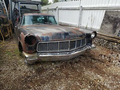 1956 Lincoln Mark Series  1956 Lincoln Mark II