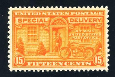 Unused US Fresh Quality Stamp FVF Special Delivery Scott E16 OG NH Well Centered