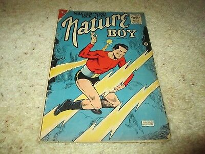Nature Boy Vol. 1 No. 5 February 1956 Comic Book Comics Nr!