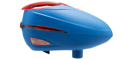 Dye Rotor Paintball Loader R2 - Patriot / Blue Red