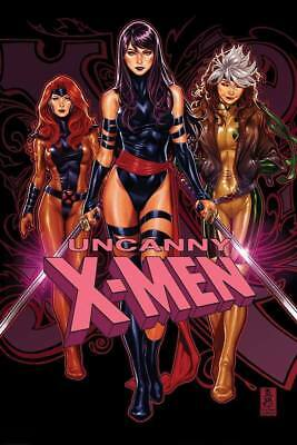 Marvel Uncanny X-Men #1 Mark Brooks Variant Cover A Ltd to 3000 Pre-Sale Comic