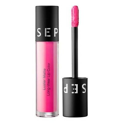 SEPHORA COLLECTION Luster Matte Long-Wear Lip Color - ELECTRA PINK (New In Box)