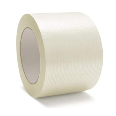 "Filament Reinforced Tape 3"" x 60 Yd 4 Mil Fiberglass Packing Tapes 112 Rolls"