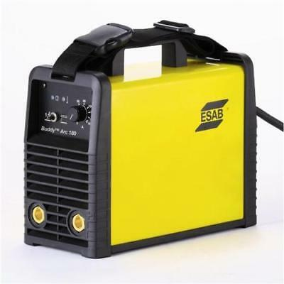 Esab Buddy Arc 180 (BUDDYARC) Welder (2 year warranty)
