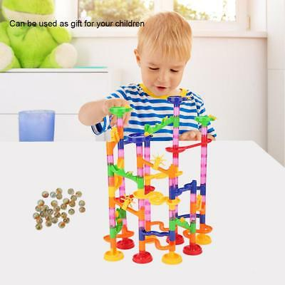 Baby Kids Bricks Pathway Rolling Balls Building Blocks Construction Learning Toy