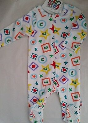 THE VERY HUNGRY CATERPILLAR Boy Licensed coverall all-in-one NEW sizes 000-1