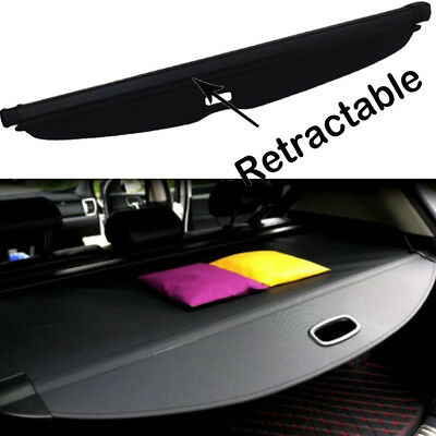 For 10-2019 Toyota 4Runner Tonneau Cargo Cover Shade Security Rear Trunk Shield