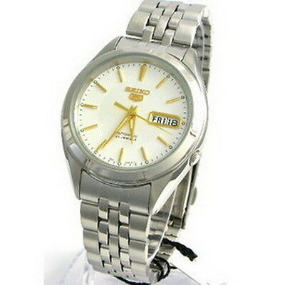 Seiko 5 Stainless Steel Automatic Men's Watch SNKL17K1  SNKL17