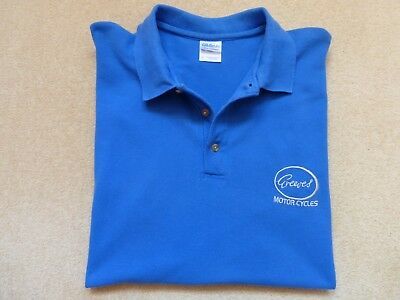 Greeves Motorcycles Polo Shirt (Size XL)