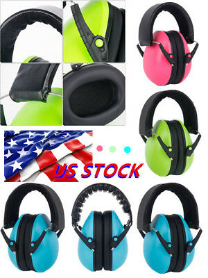 Baby Child Safety Ear Muffs Noise Cancelling Headphones Kids Hearing Protection