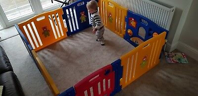 Costway Safety Play Pen
