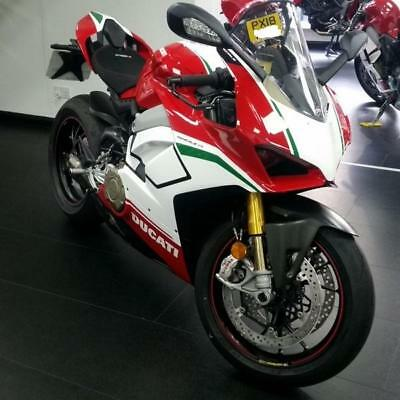 New Un-registered Ducati Panigale V4 Speciale available immediately.