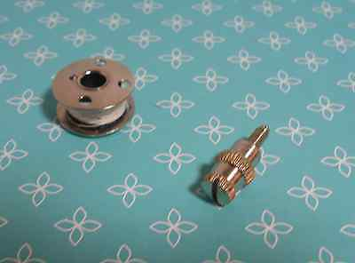 SInger vintage thumb screw for attaching presser feet & sewing mach accessories