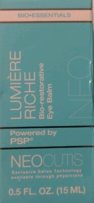 For Neocuti Lumiere Riche Bio-restorative Eye Balm with PSP Anti-Aging 0.5 Fluid