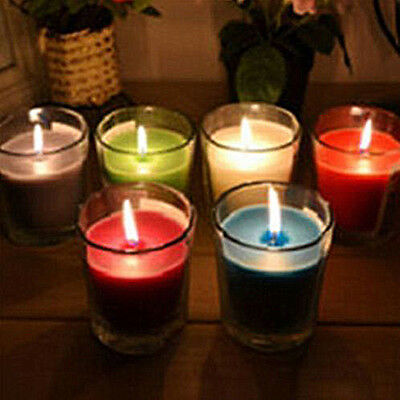 50 Pcs 8 Inch Candle Wicks Cotton Core Candle With Sustainers For Candle Making