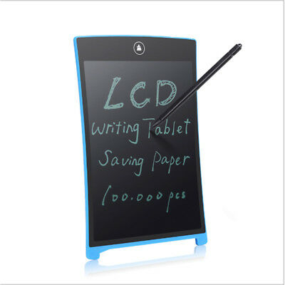 """Innovative 12"""" Inch LCD Paperless Writing/Drawing Board for Professionals & kids"""