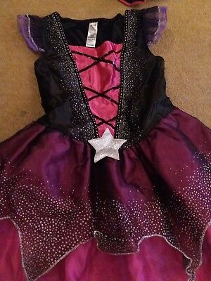 Used good condition Girls 9-10 years Halloween Costume.