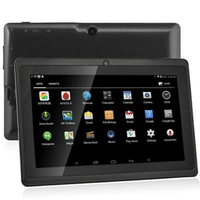7'' Tablet PC Android Quad-Core HD WIFI Camera 4G Touchscreen BT Nav Phablet -AU