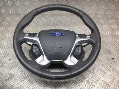 Ford Transit Custom Steering Wheel With Airbag Complete