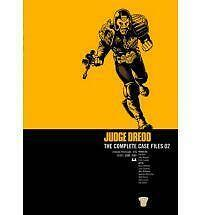 Judge Dredd: v. 2: Complete Case Files by Pat Mills, John Wagner (Paperback, 20…